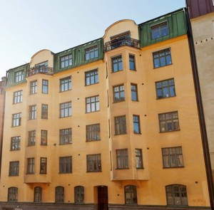 Huset från St Eriksgatan